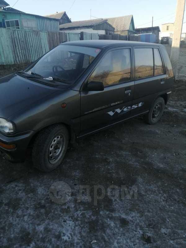 Subaru Rex, 1992 год, 140 000 руб.