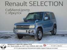 Иркутск Pajero Mini 2006