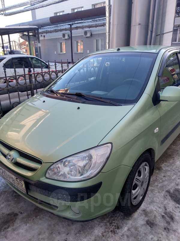 Hyundai Getz, 2006 год, 289 000 руб.
