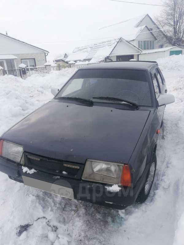 Лада 21099, 1997 год, 35 100 руб.