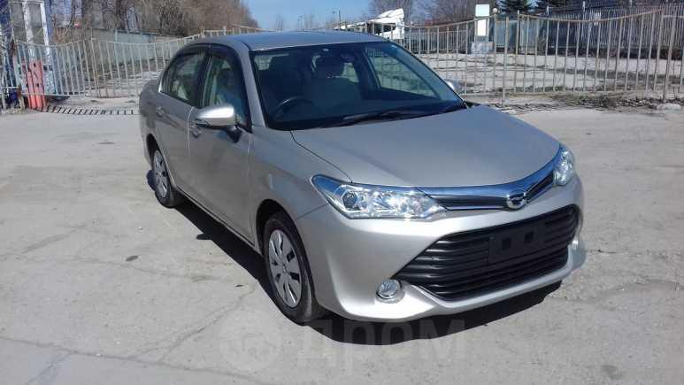 Toyota Corolla Axio, 2016 год, 630 000 руб.
