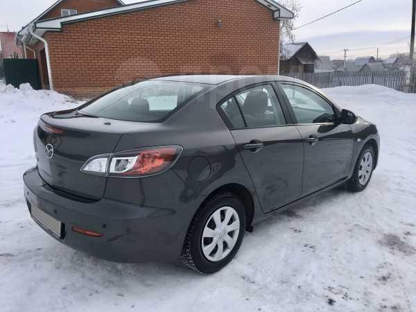 Mazda Mazda3, 2013 год, 595 000 руб.