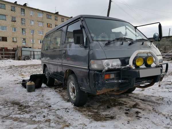 Mitsubishi Delica, 1990 год, 150 000 руб.