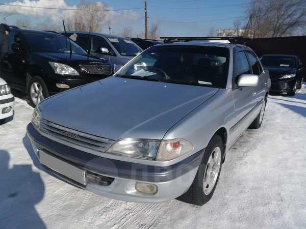 Toyota Carina, 1996 год, 267 000 руб.