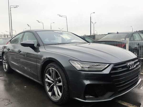 Audi A7, 2019 год, 5 550 000 руб.