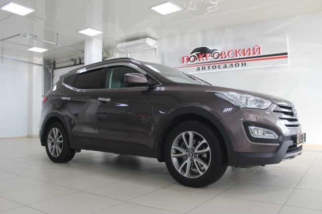 Hyundai Santa Fe, 2013 год, 1 180 000 руб.
