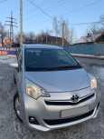 Toyota Ractis, 2012 год, 545 000 руб.