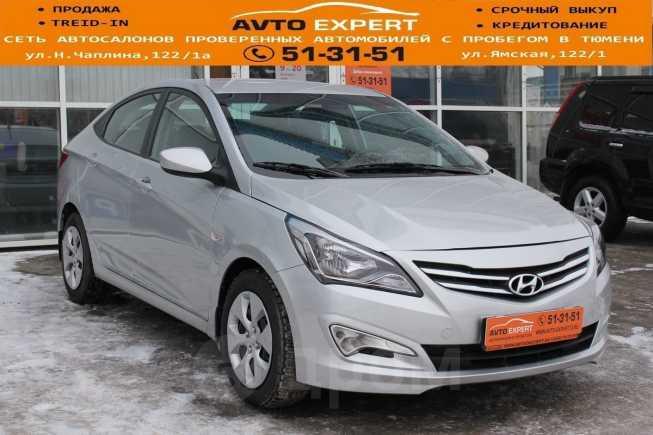 Hyundai Solaris, 2016 год, 549 998 руб.