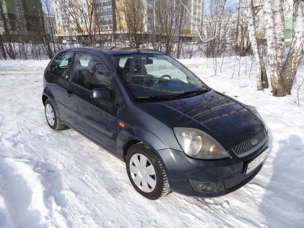 Ford Fiesta, 2006 год, 170 000 руб.