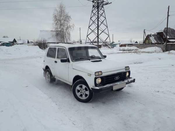 Лада 4x4 2121 Нива, 2003 год, 135 000 руб.
