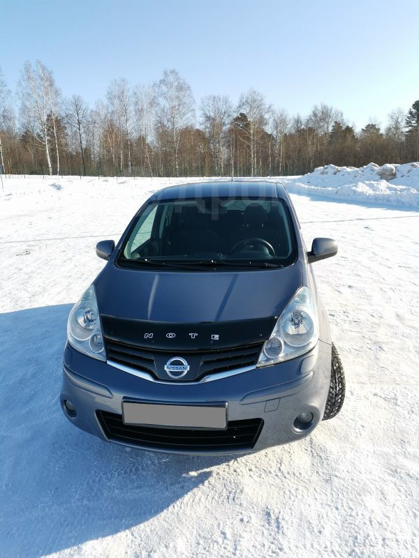 Nissan Note, 2010 год, 495 000 руб.