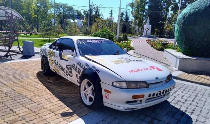 Nissan 240SX, 1995 год, 449 639 руб.