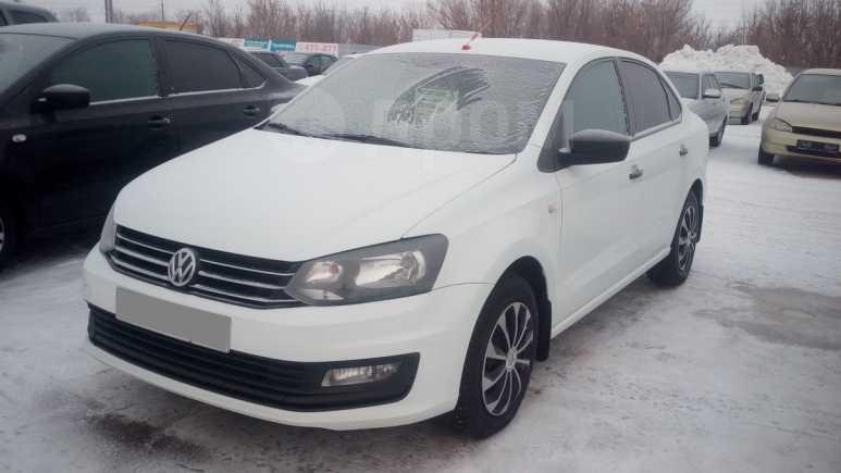 Volkswagen Polo, 2016 год, 490 000 руб.