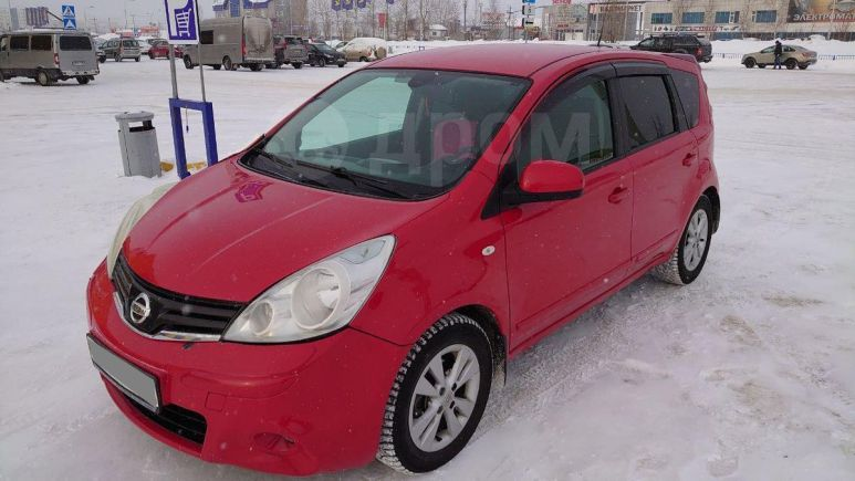 Nissan Note, 2010 год, 285 000 руб.
