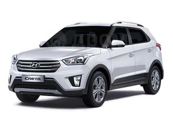 Hyundai Creta, 2020 год, 1 143 000 руб.