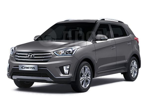 Hyundai Creta, 2020 год, 1 094 000 руб.