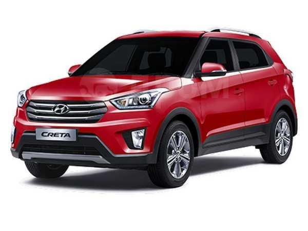 Hyundai Creta, 2020 год, 1 301 000 руб.