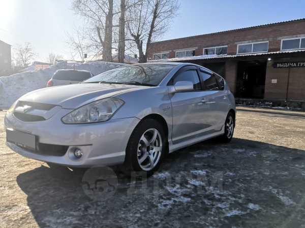 Toyota Caldina, 2004 год, 428 000 руб.