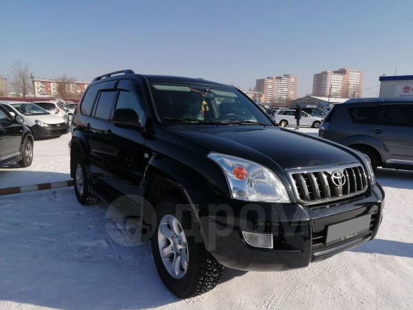 Toyota Land Cruiser Prado, 2007 год, 1 400 000 руб.