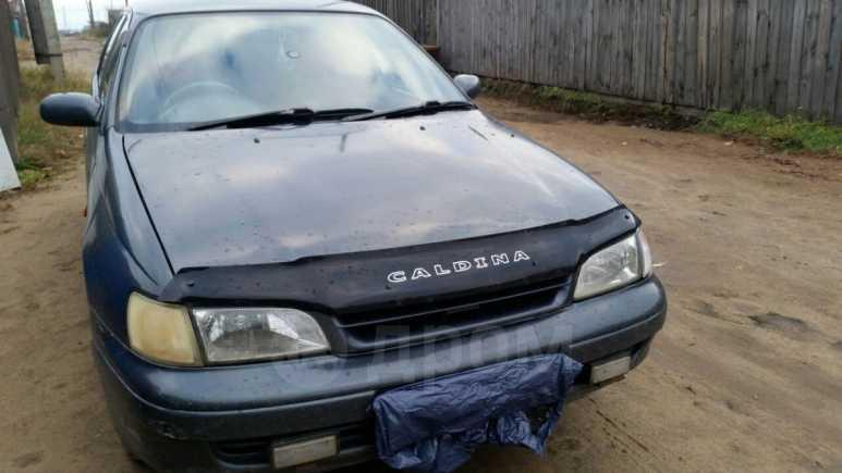 Toyota Caldina, 2002 год, 195 000 руб.