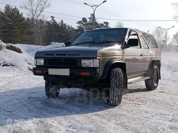 Nissan Terrano, 1989 год, 250 000 руб.