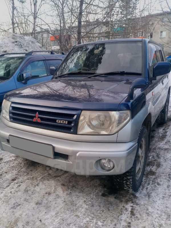 Mitsubishi Pajero iO, 2000 год, 380 000 руб.