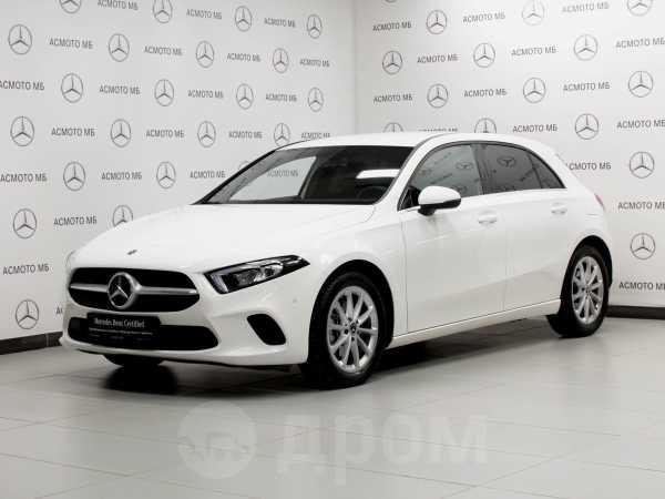 Mercedes-Benz A-Class, 2018 год, 1 580 000 руб.