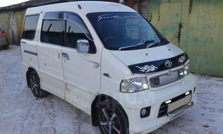 Toyota Sparky, 2000 год, 350 000 руб.