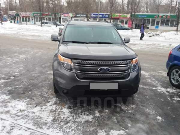 Ford Explorer, 2012 год, 1 090 000 руб.