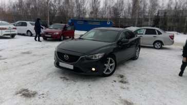 Чебоксары Mazda6 2013