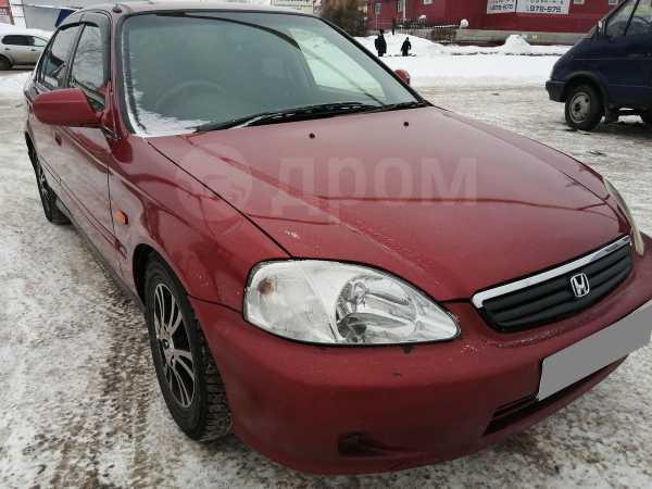 Honda Civic Ferio, 2000 год, 165 000 руб.
