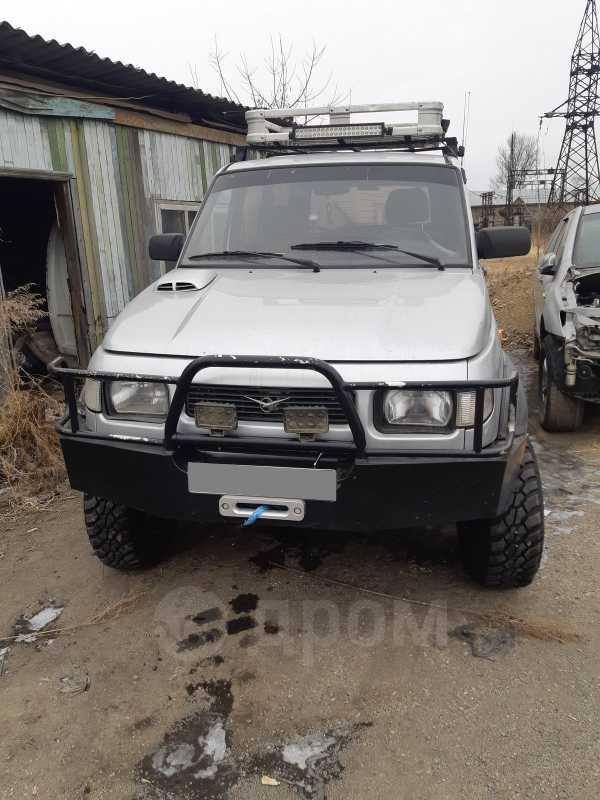 УАЗ Симбир, 2005 год, 300 000 руб.
