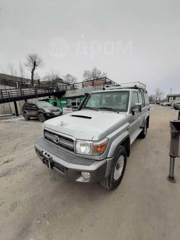 Toyota Land Cruiser, 2019 год, 5 500 000 руб.
