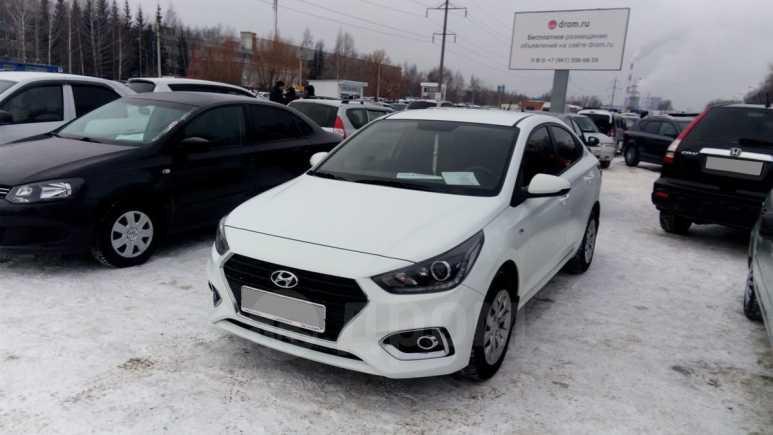 Hyundai Solaris, 2018 год, 787 000 руб.