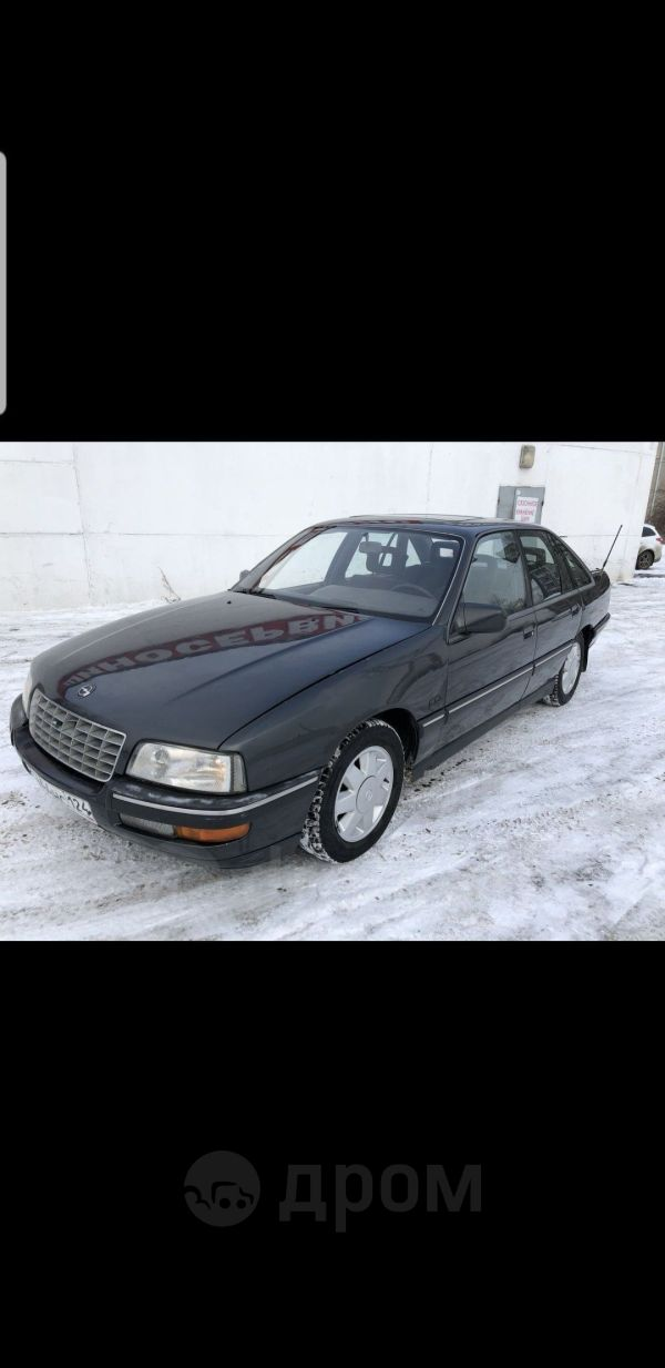 Opel Senator, 1988 год, 60 000 руб.