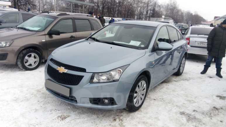 Chevrolet Cruze, 2010 год, 335 000 руб.