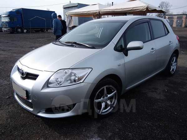 Toyota Auris, 2007 год, 425 000 руб.