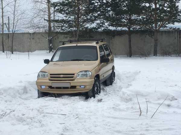 Chevrolet Niva, 2004 год, 219 000 руб.