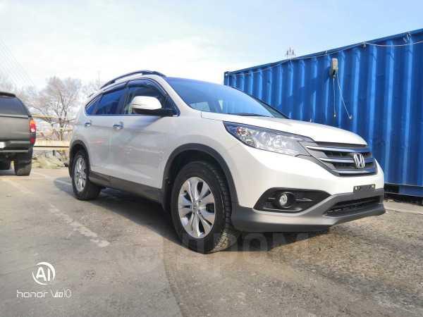 Honda CR-V, 2014 год, 1 520 000 руб.