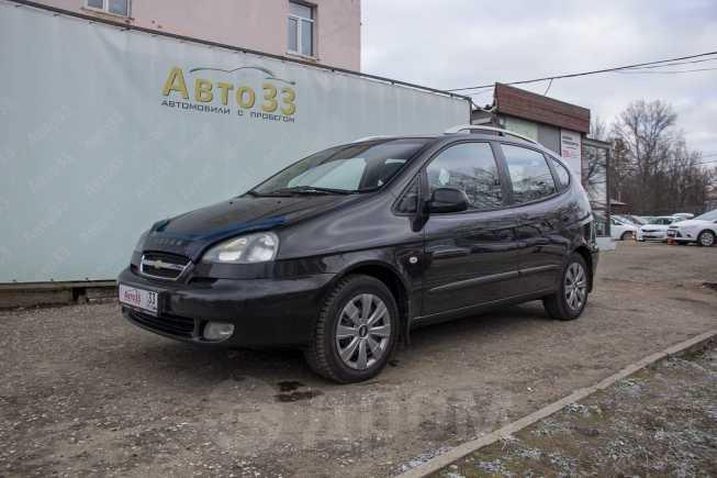 Chevrolet Rezzo, 2007 год, 287 000 руб.