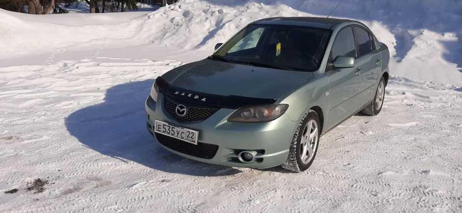 Mazda Mazda3, 2003 год, 325 000 руб.