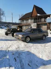 Черемхово Toyota Crown 1988