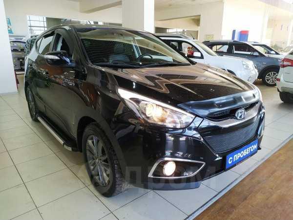 Hyundai ix35, 2015 год, 895 000 руб.