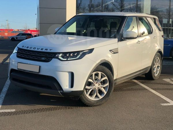 Land Rover Discovery, 2018 год, 3 100 000 руб.