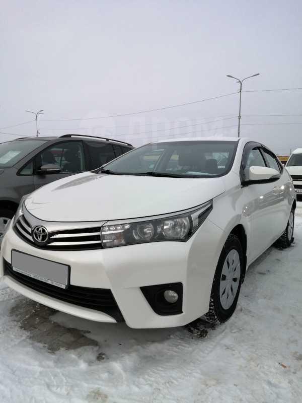 Toyota Corolla, 2014 год, 685 000 руб.