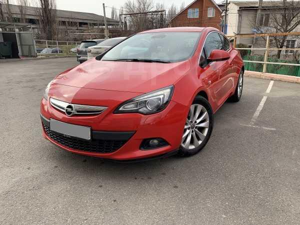 Opel Astra GTC, 2011 год, 499 000 руб.