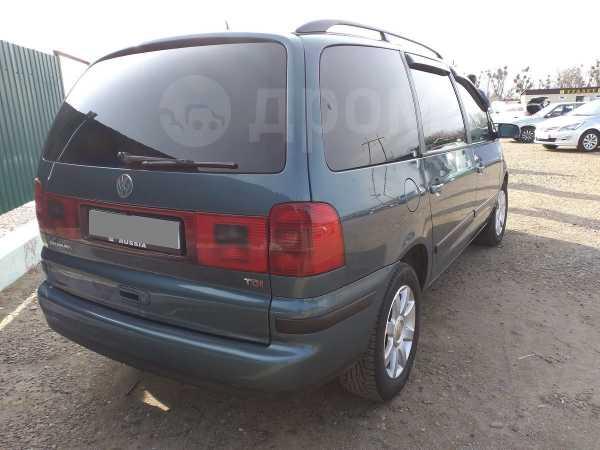 Volkswagen Sharan, 2002 год, 375 000 руб.