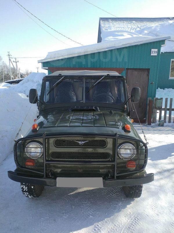 УАЗ 3151, 1988 год, 115 000 руб.