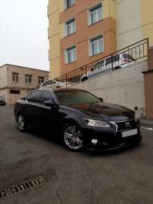 Владивосток GS450h 2013
