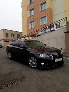 Владивосток Lexus GS450h 2013